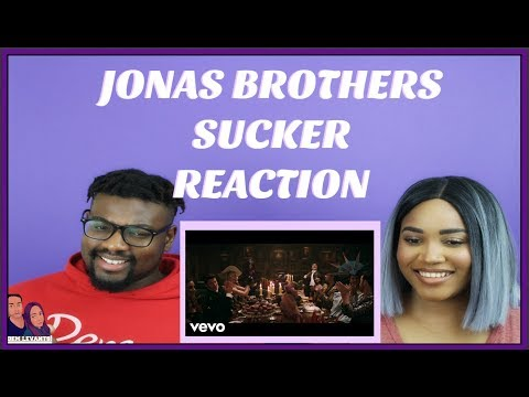 Jonas Brothers - Sucker| REACTION