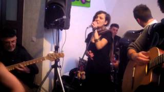 I NOVA FELIX live Dianond club 2014   pizzica di san vito