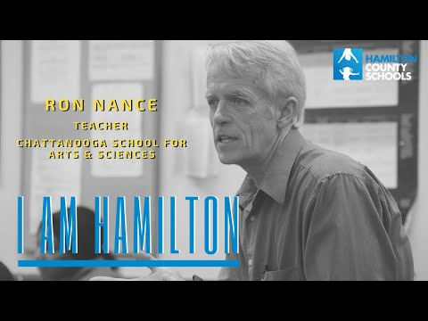 Ron Nance - Teacher & Coach, Chattanooga School For Arts And Sciences