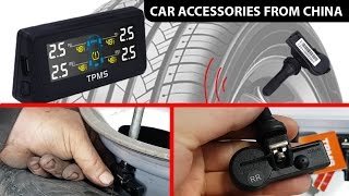 Installation and Configuration TPMS tire pressure monitoring systems / TPMS Installation