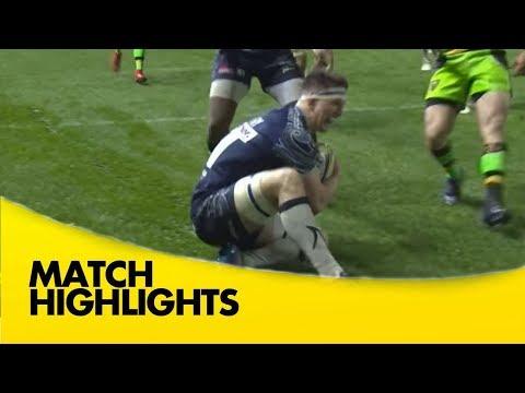 Sale Sharks v Northampton Saints - Aviva Premiership Rugby 2017-18