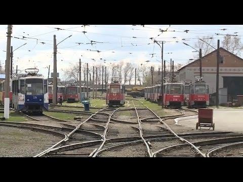 Трамвайное управление Бийска испытывает финансовые проблемы (Будни, 25.04.17г., Бийское телевидение)
