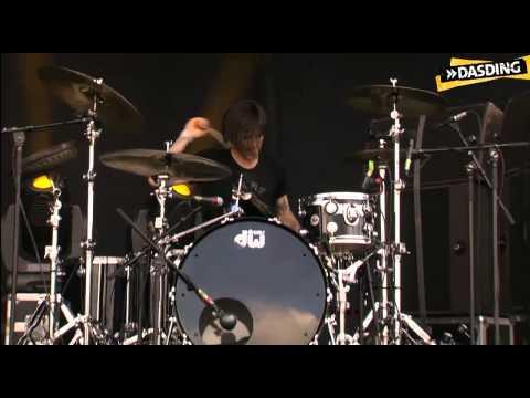 Danko Jones - First Date / Full Of Regret / Legs - Live at Southside Festival 2013