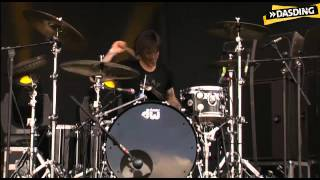 Danko Jones - First Date / Full Of Regret / Legs - Live at Southside Festival 2013