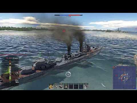 Imperial Japanese Navy - The Yūgumo-class destroyers (夕雲型駆逐艦 Yūgumo-gata kuchikukan)