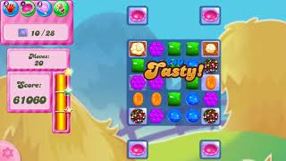 Candy Crush Saga Level 2921 NO BOOSTERS