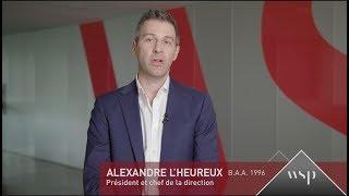 Alexandre L'Heureux, B.A.A. 1996 – Prix Performance ESG UQAM 2018