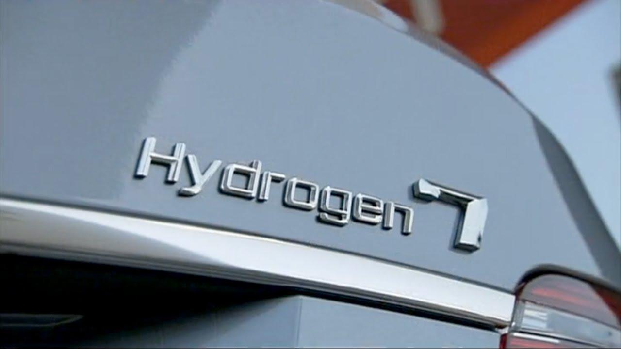 2007 BMW Hydrogen 7 - Refueling - YouTube
