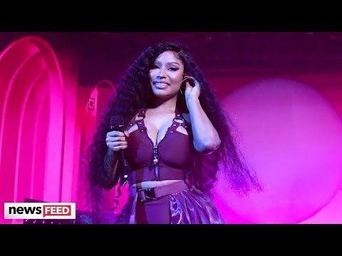 Nicki MInaj BREAKS UP with Management After Coachella Mishap?