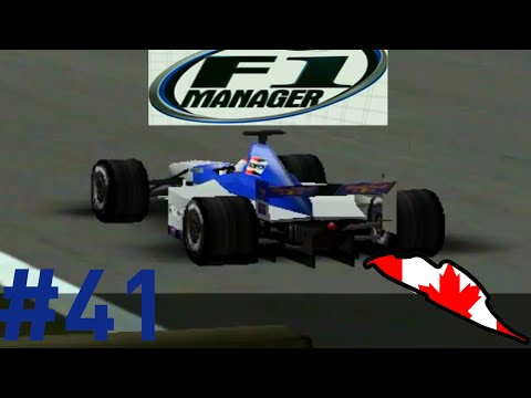 F1 Manager: Minardi Manager Career - Part 41 - Canada
