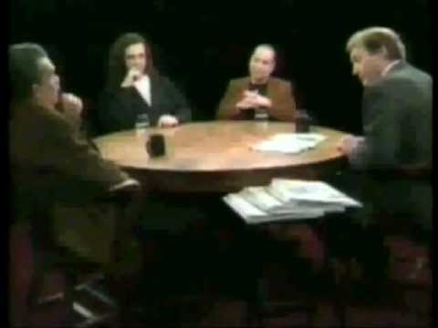 Capeman - Charlie Rose interview, pt.1 of 2