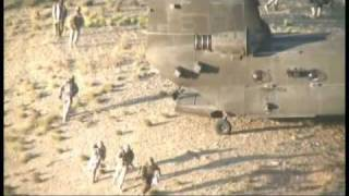 Apache Air Assault Into Mountains Finds Weapons Caches