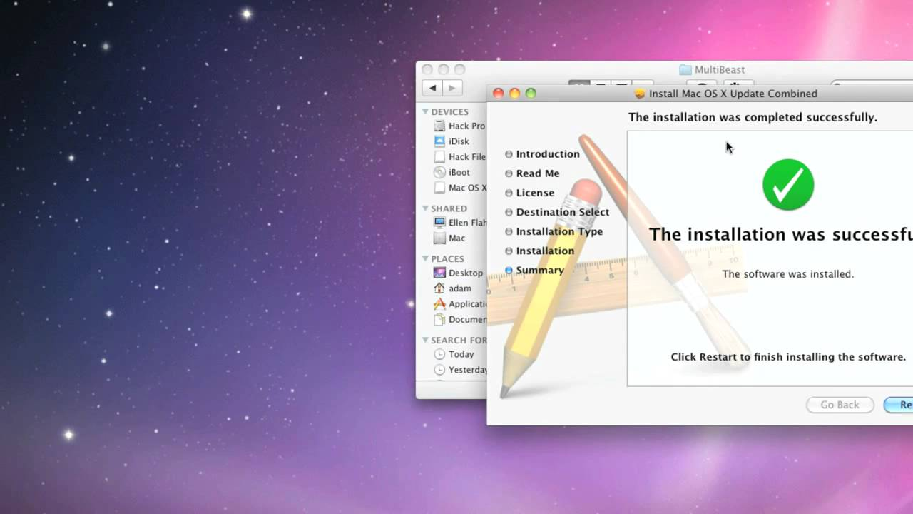How to Build a Hackintosh Mac and Install OS X in Eight Easy