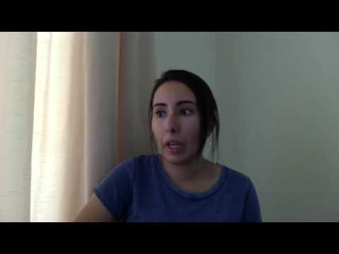 Latifa Al Maktoum - FULL UNEDITED VIDEO - Escape from Dubai