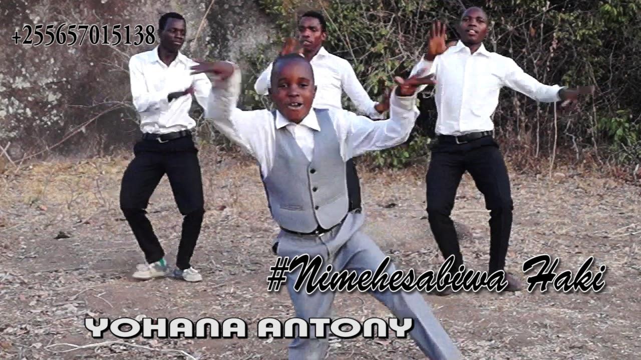 Mtoto Anayeimba Injili YOHANA ANTONY -NIMEHESABIWA HAKI BURE #1