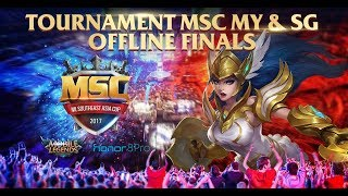 MSC Malaysia & Singapore Station Grand Final Highlight.