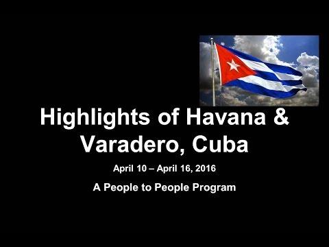 Highlights of Havana and Varadero, Cuba