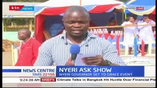 Nyeri County ASK Show kicks off