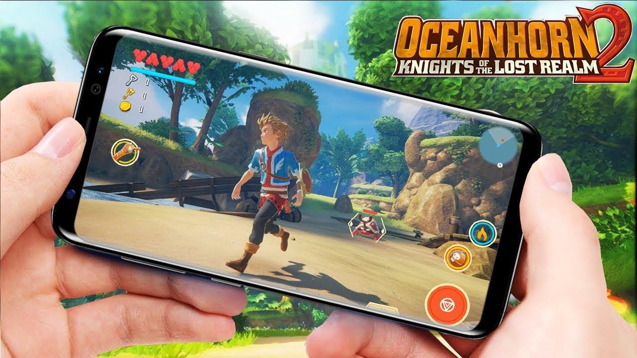 oceanhorn 2 android