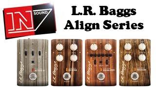 L.R. Baggs Align Series: So klingen die neuen Akustik Pedale