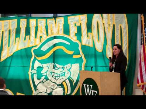 8th Annual William Floyd High School Athletic Hall Of Fame Induction Part III