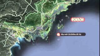 Quy hoạch vùng tỉnh Quảng Ninh