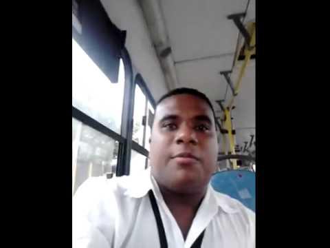 Paulo de Tarso cobrador doido na linha 62
