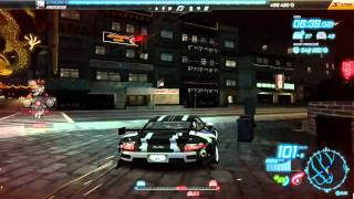 NFS World 50 Level