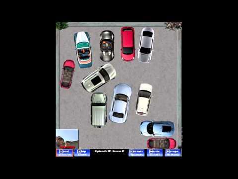 Игра Парковка / Game Parking