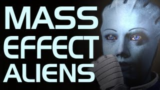 What Mass Effect Taught Us About Aliens