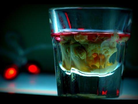 How to Make A Brain Hemorrhage Shot - Cocktail Recipe