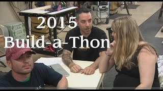 Woodworkers Fighting Cancer 2015 Build-a-thon!