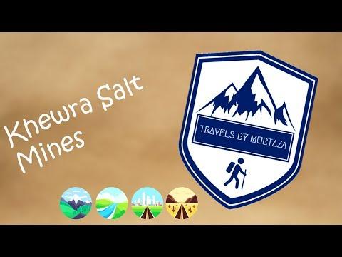 Khewra Salt Mines, Punjab, Pakistan