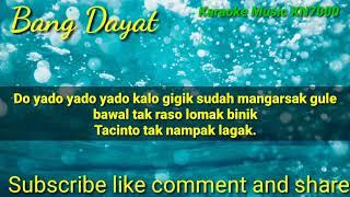 Download Mp3 Sakit Gigi Wak Uteh Group Karaoke Kn7000