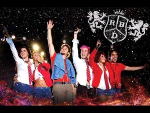 RBD live in Hollywood - CD Completo (Full Album)