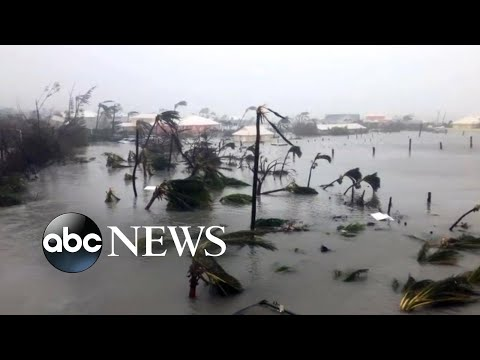 Images from Bahamas reveal scope of hurricane's destruction l ABC News