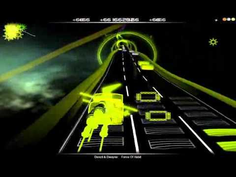Audiosurf -- Denzil & Dwayne - Force Of Habit (Remix)