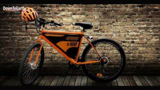 Spero: India's first crowdfunded E-bike with100 km range