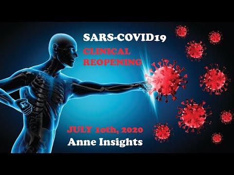 Covid Survivors LT Damage- July 10 Part 2: Clinical