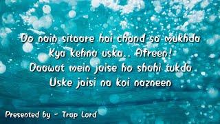 Kedarnath - Sweetheart  Lyrics  | Sushant Rajput | Sara Ali Khan | Sweet Heart L