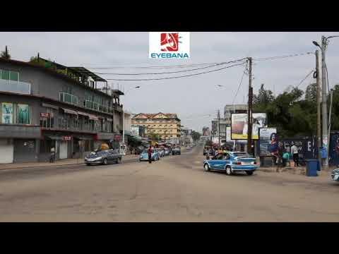 Pointe-Noire visite guidée: De la gare à Loandjili