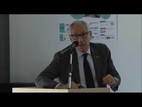 Riccardo Trichilo, apertura lavori Cerimonia Finale HPDC School 2015-2016