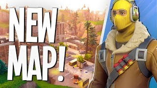 Fortnite Map Update - Searching ALL New Locations!