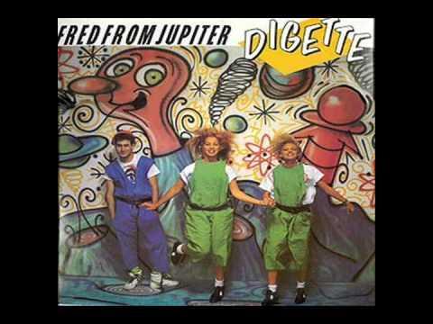 Digette - Fred From Jupiter (Long Version) [1984]
