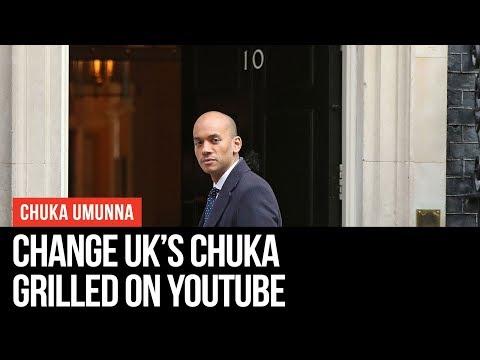 Change UK's Chuka Umunna Grilled By Theo Usherwood - European Elections - LBC