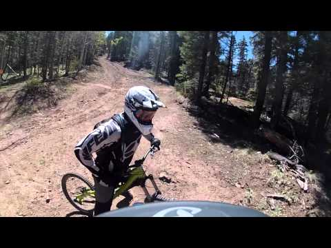 ANGEL FIRE BIKE PARK JUNE 2015 VIDEO