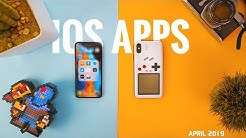 Top 10 Best iPhone Apps 2019 | Must Download