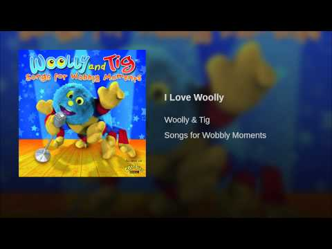 I Love Woolly