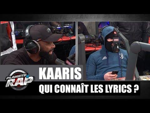 Kaaris - Qui connaît les lyrics avec Kalash Criminel #PlanèteRap