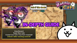 How to Beat Manic Lion EASILY! | The Battle Cats